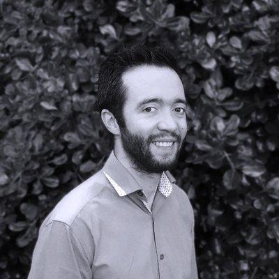 Portrait of Josh Andres
